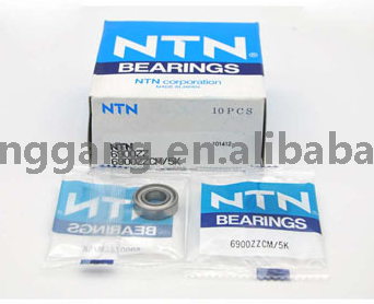 6308 ZZ 2RS NTN ball bearing 6308 deep groove ball bearing NTN