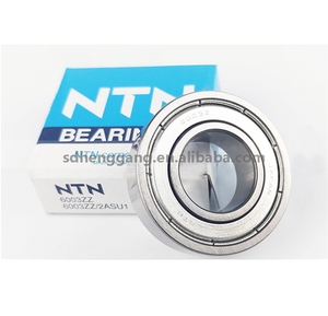 NTN-6009LLU/2AS Contact Sealed Ball Bearing Size 45x75x16mm