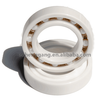 Long using time ceramic bearing 6310